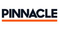 pinnacle logo blanc